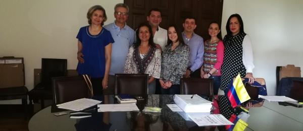 Consulado de Colombia en Guatemala concluyó la Consulta Anticorrupción 2018